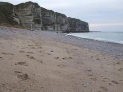 Pas sur le sable.JPG